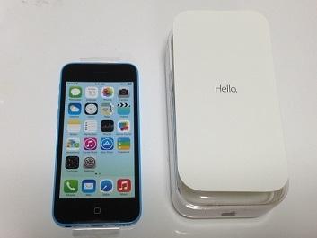 海外で購入したiPhone